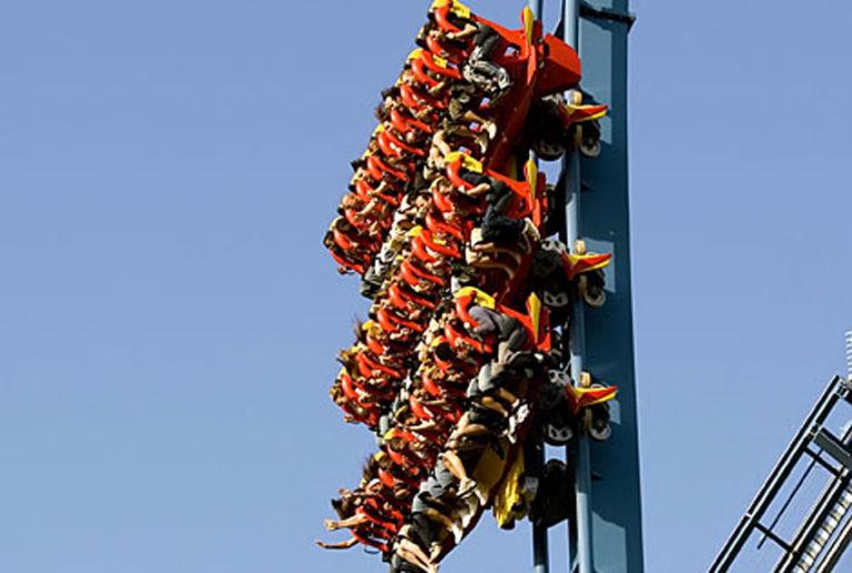 5 Roller Coasters Mega Engineered To Make You Scream