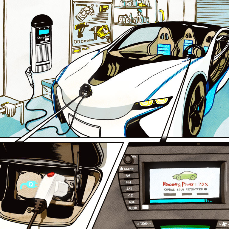 The Future Of Electric Cars Plug In Electric Car Test Drive