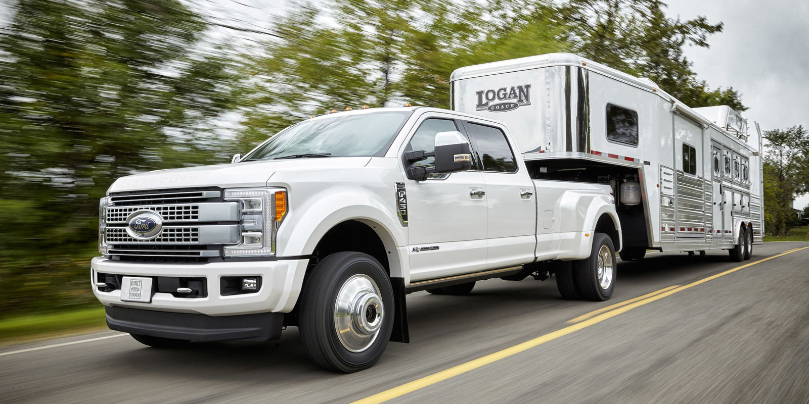 This Is It: The 2017 Ford F-Series Super Duty Truck