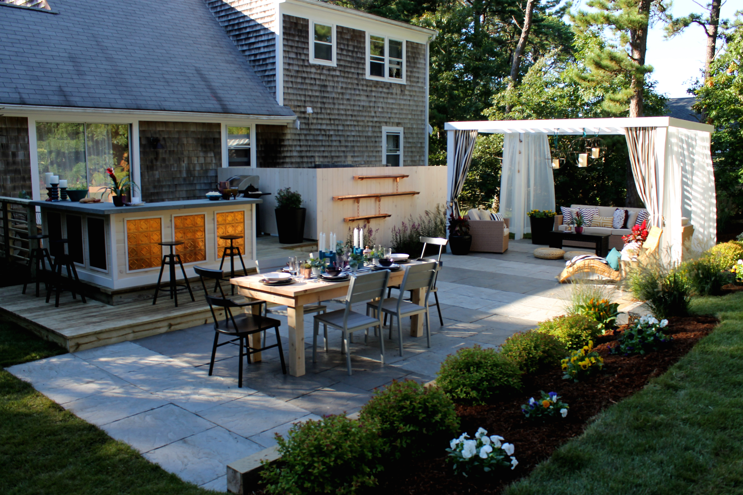17 Landscaping Ideas For A Low-Maintenance Yard on Low Maintenance Back Garden Ideas id=98600