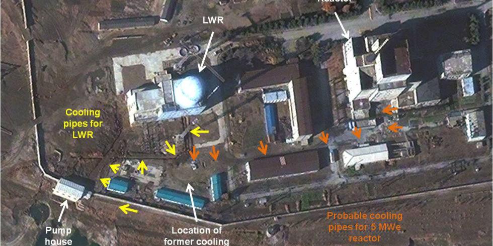 Image result for plutonium north korea missile