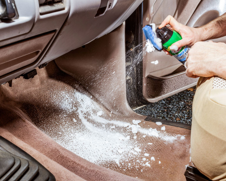 How To Make Your Own Car Interior Cleaner