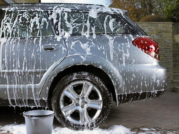 DIY Car Care - Greener Ways to Wash Your Car
