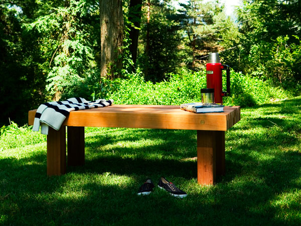 Build This Wooden Garden Bench - Step-By-Step Plans
